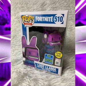 Fortnite Loot Llama Limited Edition 2019 Funko Pop